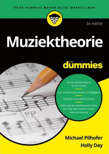 Muziektheorie voor Dummies, 3e editie