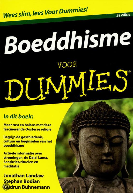 Boeddhisme Voor Dummies 2e Editie Fontline Boekproducties