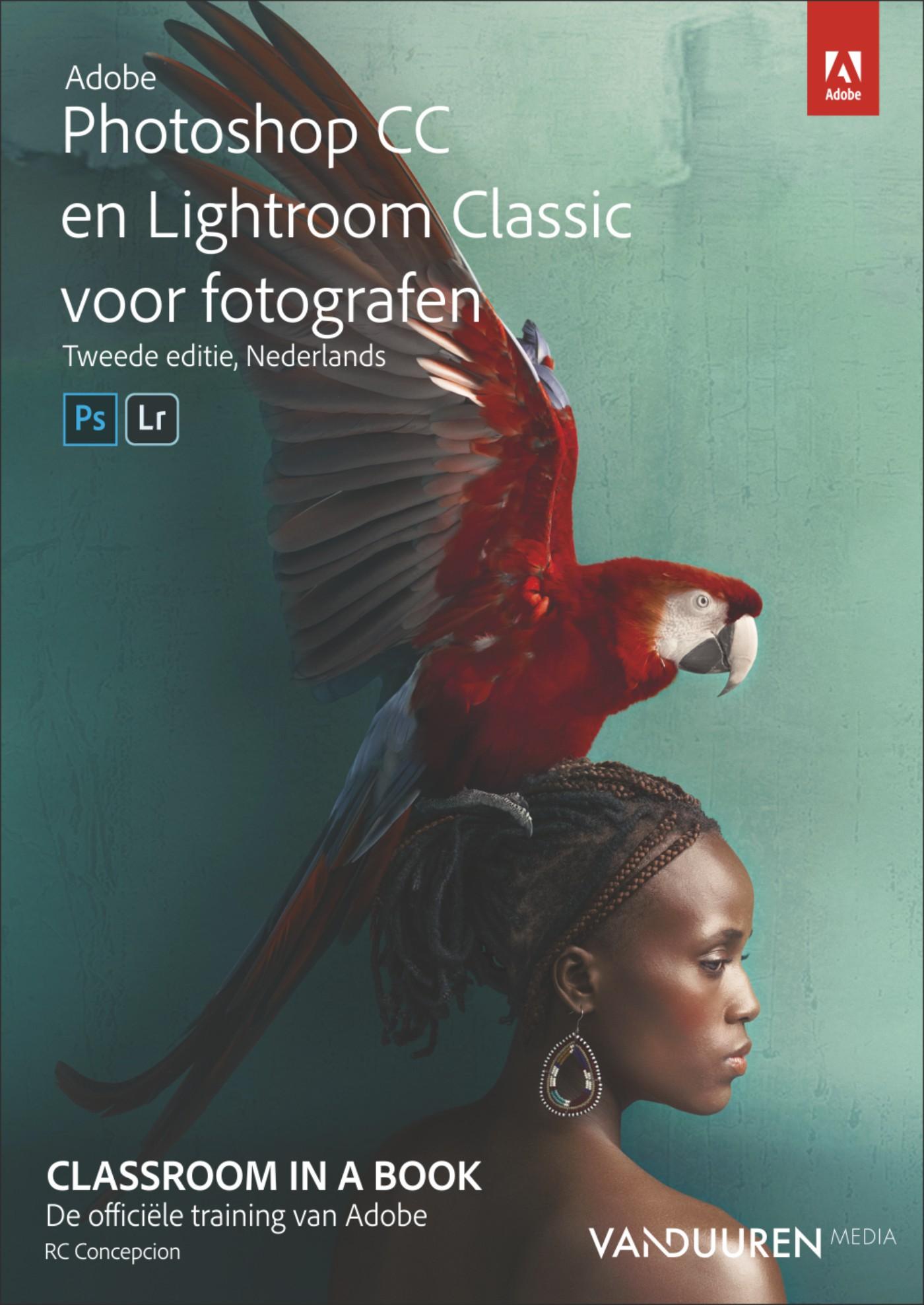 Photoshop CC en Lightroom Classic voor fotografen, Classroom in a Book